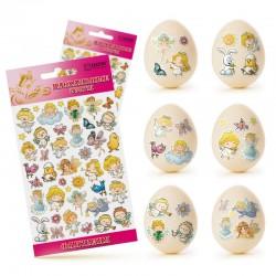 Наклейки для яиц (Фантазия)