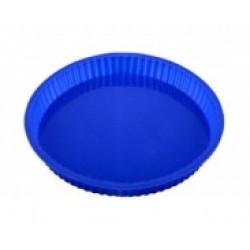 Форма силиконовая Круг ребристый