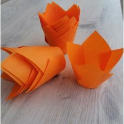 Бумажная форма Тюльпан