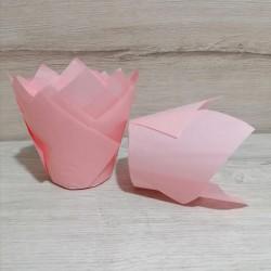 Бумажна форма Тюльпан