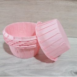 Паперова форма капсула з посиленним бортом
