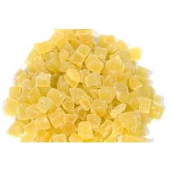 Ананас цукаты кубики