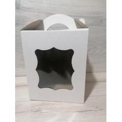 Коробка для пасхи-кексів 170*170*210