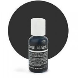 Гелевый краситель Chefmaster Coal Black / Супер Черный