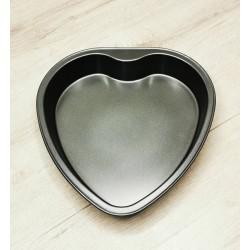 Металлический противень  Сердце