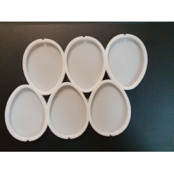 Молд силиконовый для леденцов Яйца
