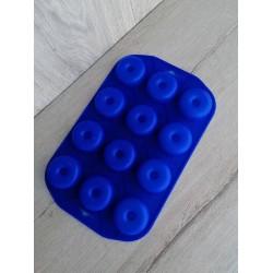 Форма силиконовая Пончики  планшет 12шт