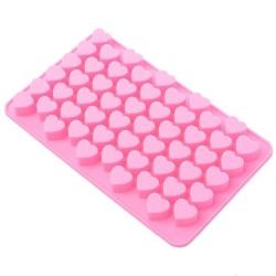 Сердечки мини планшет для конфет, мармелада