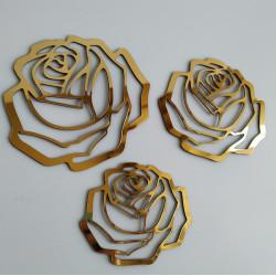Набір акрилових троянд