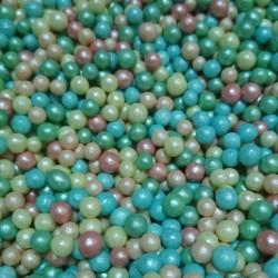 Цукрові кульки перламутрові асорті