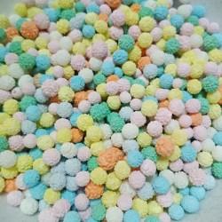 Сахарные шарики  Мимоза