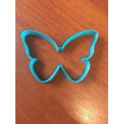 Вирубка пластикова Метелик