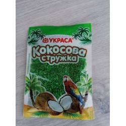 Кокосова стружка Зеленая 25г